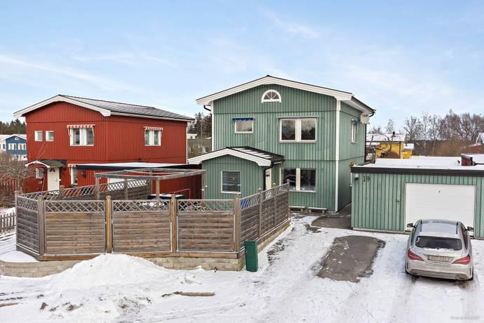Bild: 6 rum radhus på Tubvägen 19, Järfälla kommun Viksjö