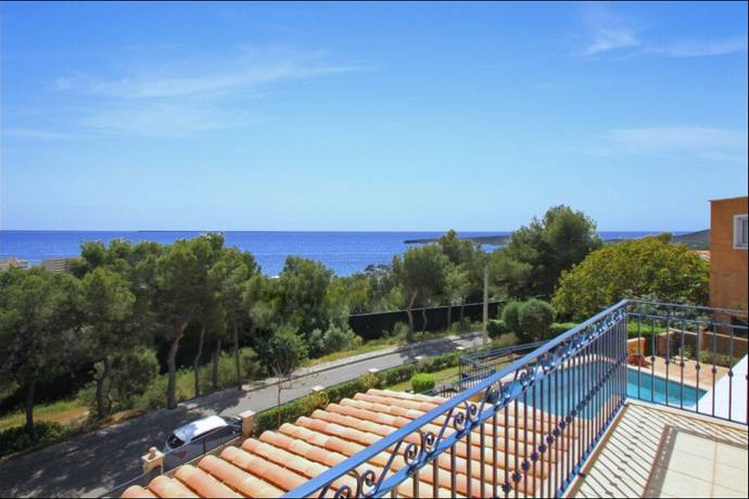 Bild: 4 rum villa på Villa, Mallorca - Costa d´en Blanes, ES, Spanien Costa d´en Blanes