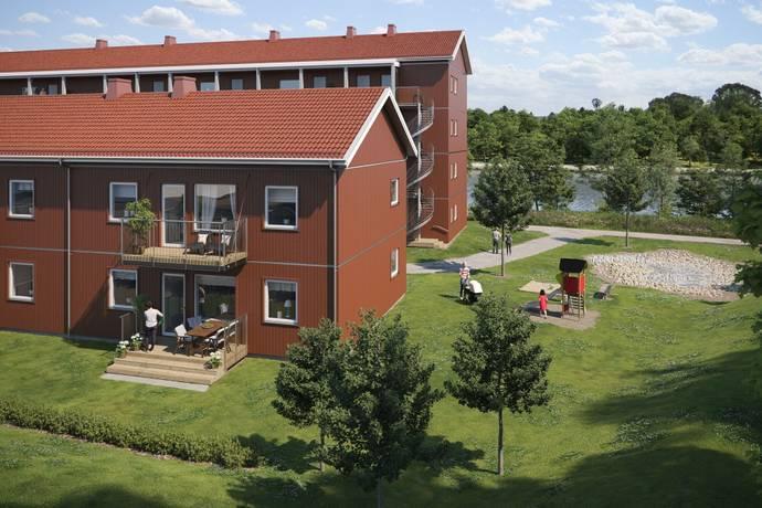 Bild från Kvissleby - BoKlok Älven