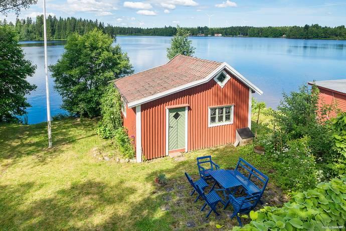 Bild: 2 rum villa på Sjöafall 3, Nässjö kommun Fredriksdal