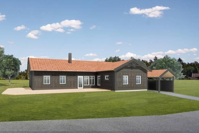 Bild: 5 rum villa på Klockarevägen 27, Norrtälje kommun Söderbykarl