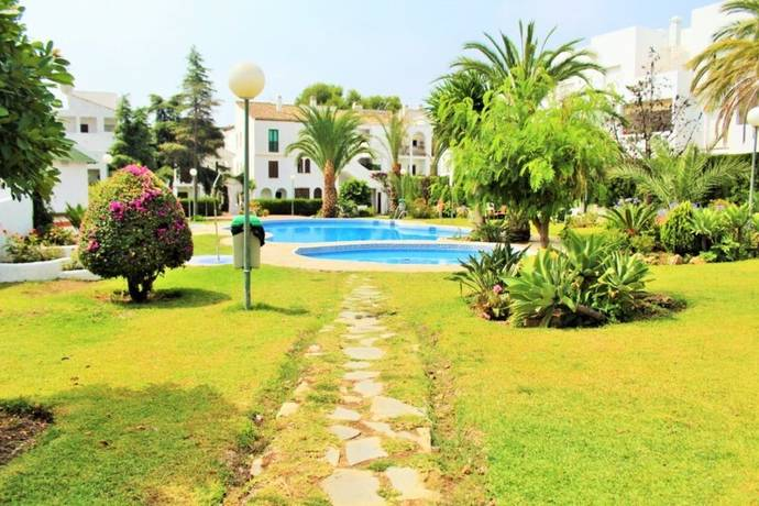 Bild: 3 rum bostadsrätt på Fin lägenhet med 2 sovrum till bra pris, Spanien Marbella - El Paraiso