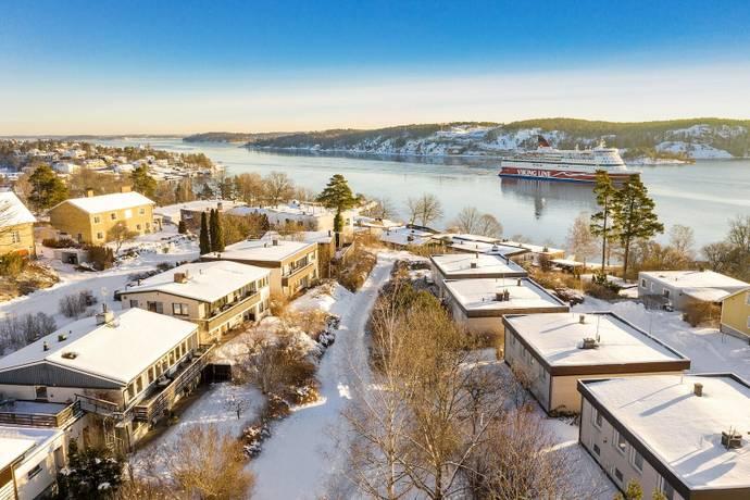 Bild: 8 rum villa på Barrstigen  36, Lidingö kommun Högberga