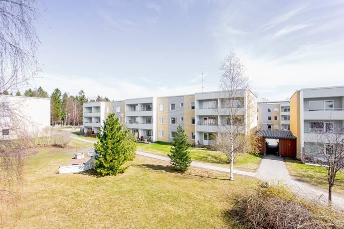 Bild: 2 rum bostadsrätt på Bärnstensvägen 32, Umeå kommun Carlshöjd