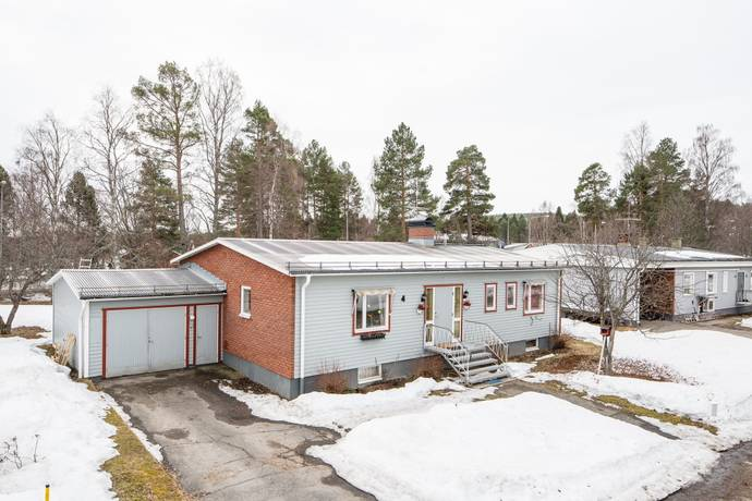 Bild: 4 rum villa på Bondegatan 4, Skellefteå kommun Burträsk