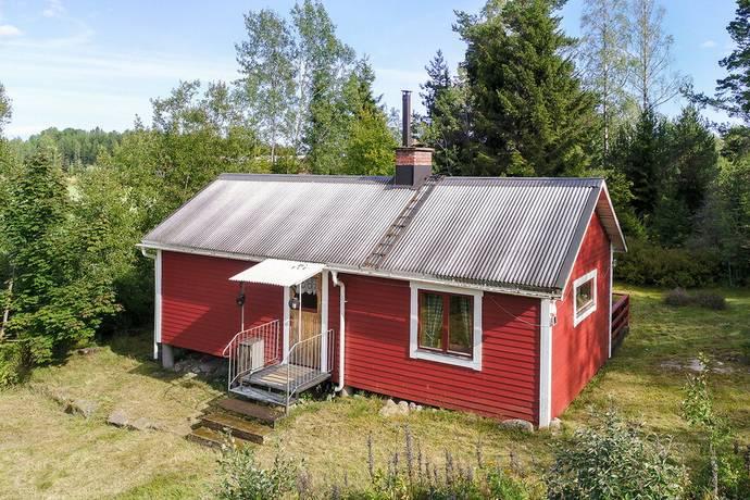 Bild: 2 rum fritidshus på Bjäkebol  1701, Åmåls kommun Bjäkebol