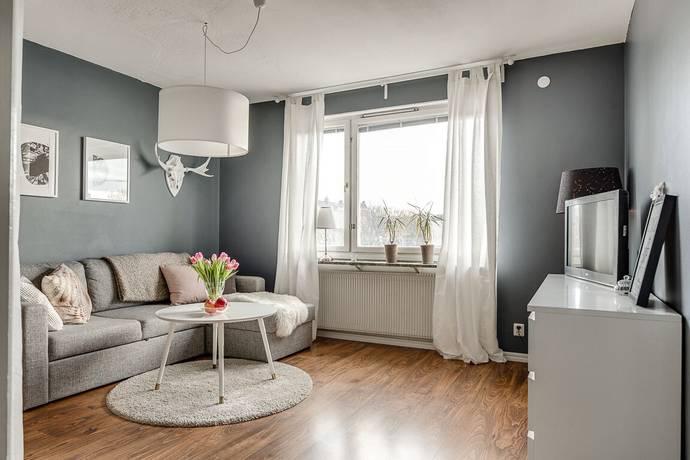 Bild: 1 rum bostadsrätt på Tredje Tvärgatan 26 B, Gävle kommun Brynäs