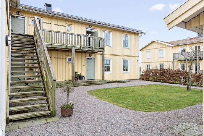 Bild: 4 rum bostadsrätt på Boxervägen 14 D, Halmstads kommun Fyllinge