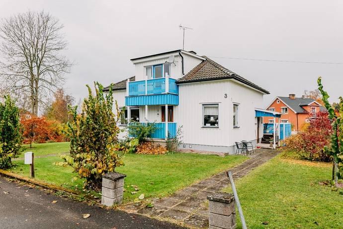 Bild: 4 rum villa på Eriksgatan 3, Falköpings kommun Åsarp