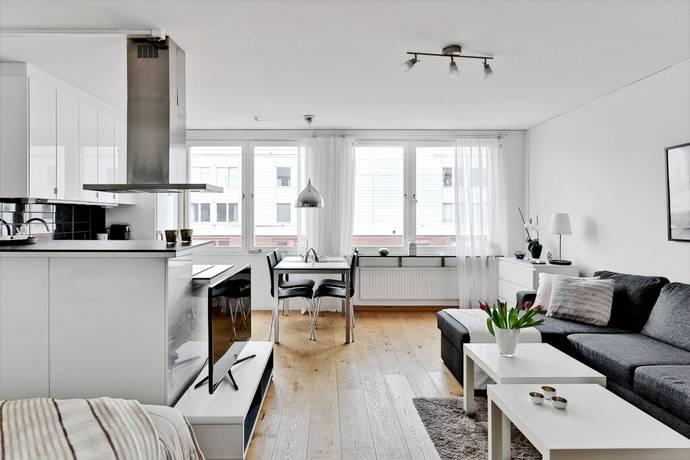 Bild: 1,5 rum bostadsrätt på Valhallavägen 152B, Stockholms kommun Östermalm