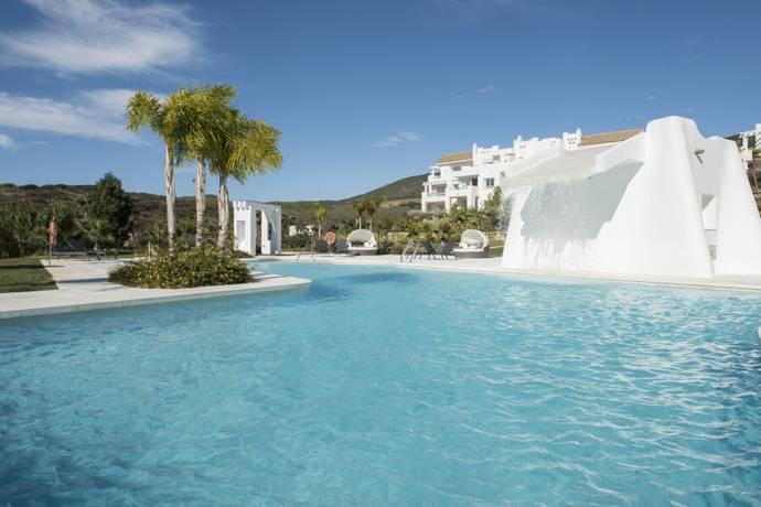 Bild: 3 rum bostadsrätt på Lägenhet i Estepona, Costa del Sol, Spanien Estepona
