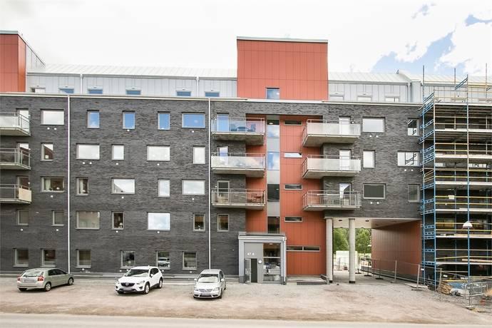 Bild: 2 rum bostadsrätt på Karlsdalsallén 47 A, Örebro kommun Sörbyängen