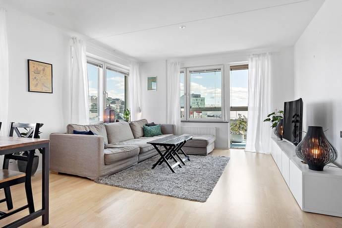Bild: 3 rum bostadsrätt på Evenemangsgatan 18, 13tr, Solna kommun Arenastaden