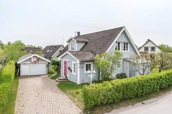 Bild: 6 rum villa på Minkgatan 18, Motala kommun Borensberg