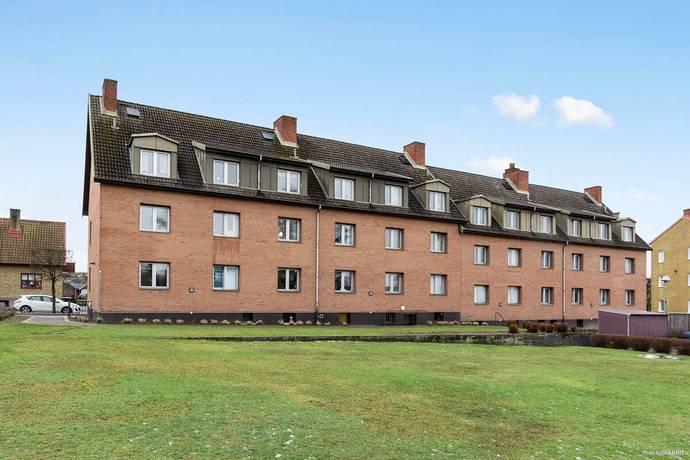 Bild: 2 rum bostadsrätt på Föreningsgatan 40 A, Sjöbo kommun Sjöbo