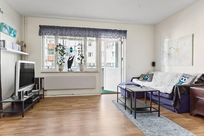 Bild: 2 rum bostadsrätt på Hallonbergsplan 2, 3tr, Sundbybergs kommun Sundbyberg, Hallonbergen
