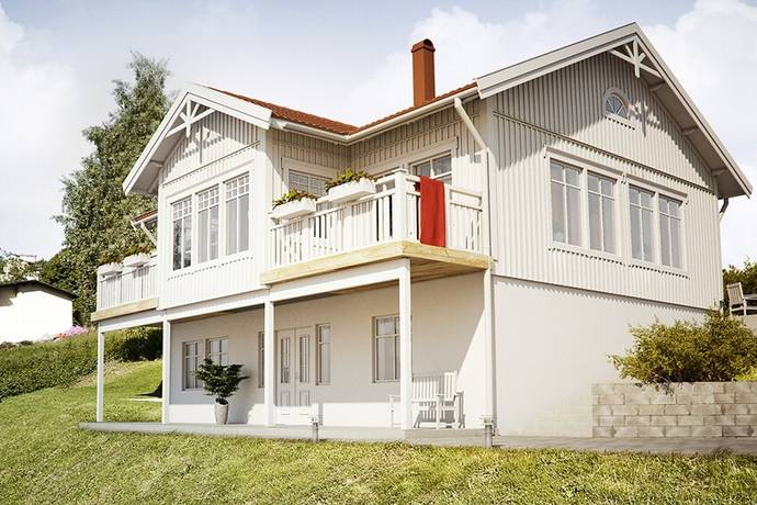 Bild: 5 rum villa, Vallentuna kommun Gillinge