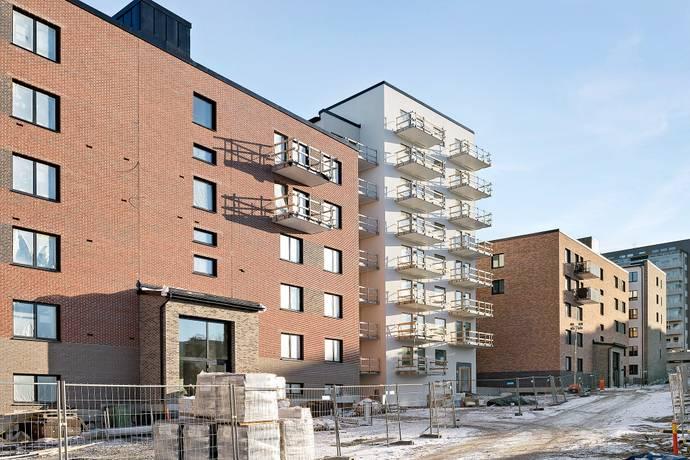 Bild: 2 rum bostadsrätt på Tomtebobarnens Gata 11, Stockholms kommun Bromma / Annedal