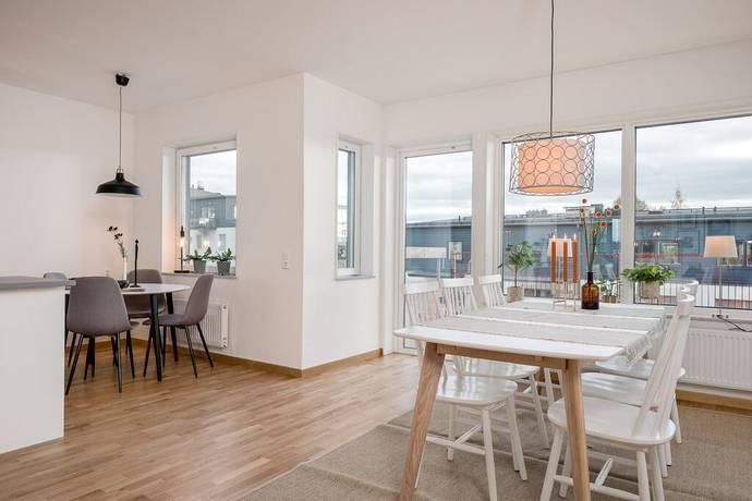 Bild: 3 rum bostadsrätt på Kanslihusgränd, Östersunds kommun