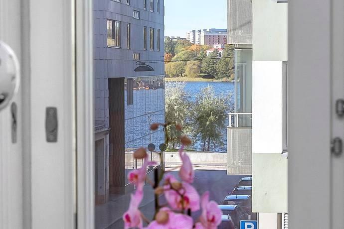 Bild: 4 rum bostadsrätt på Franzéngatan 49, 1 tr, Stockholms kommun Kungsholmen-Hornsbergs Strand