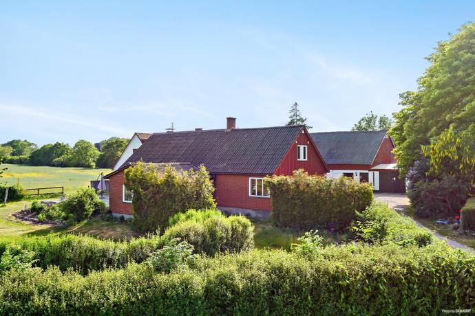 Bild: 7 rum villa på Stora Vanstadsvägen 918, Sjöbo kommun Äsperöd