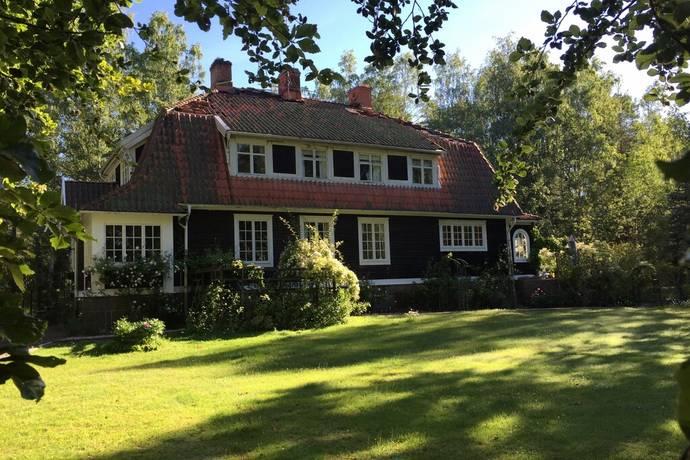 Bild: 12 rum villa på Skogsvillan, Hultsfreds kommun Målilla