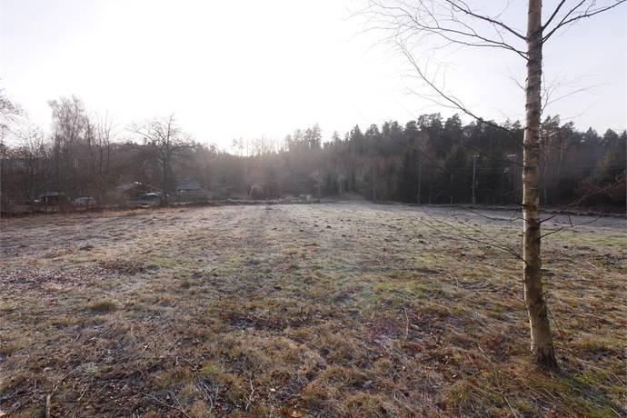 Bild: tomt på Idelundsvägen, Del av Idelund 2:1, Kungsbacka kommun Fjärås