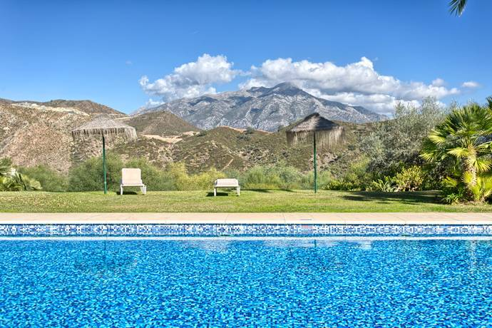 Bild: 3 rum bostadsrätt på Trädgårdslägenhet i La Quinta!, Spanien Benahavis