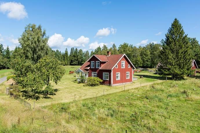 Bild: 5 rum villa på Pilås Palmslund, Växjö kommun Pilås
