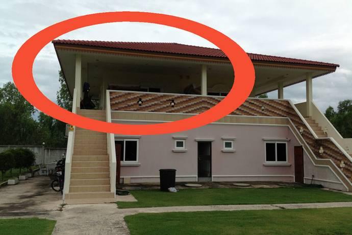 Bild: 2 rum bostadsrätt på Sabai Village 2, Thailand