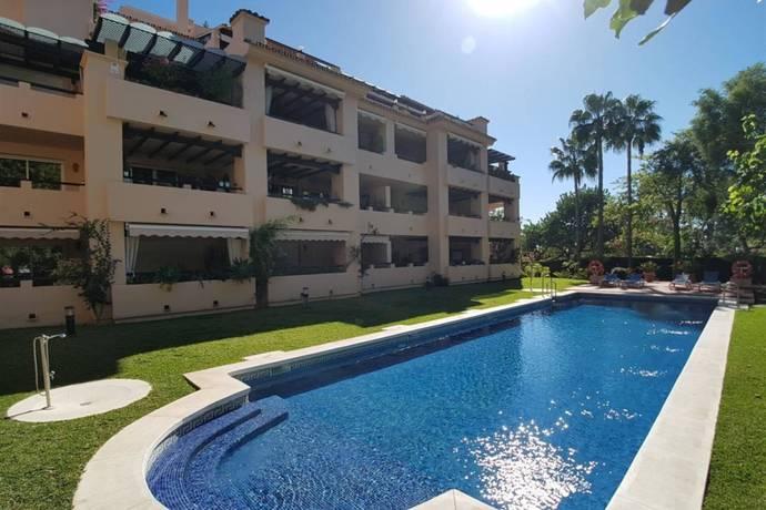 Bild: 4 rum bostadsrätt på Costa del Sol, Marbella Golden Mile, Spanien