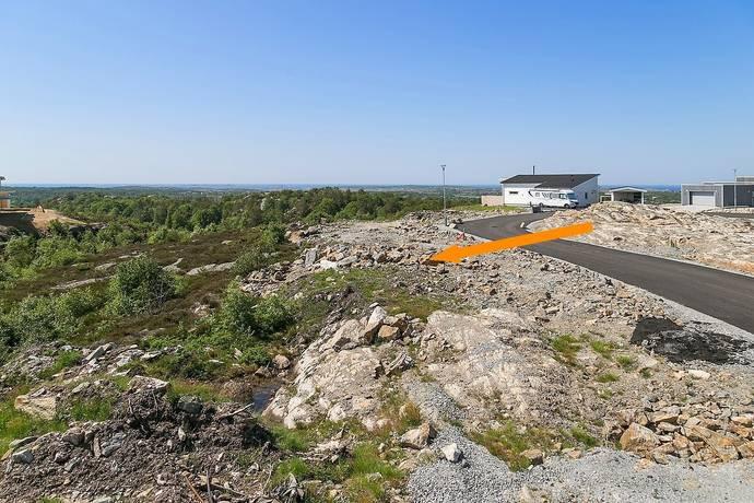 Bild: tomt på Morkullevägen 95 (Orust Panorama - tomt nr 2), Orust kommun Ellös