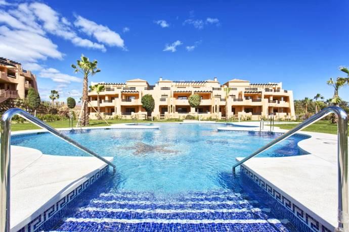 Bild: 3 rum bostadsrätt på Costa del Sol, Casares, Spanien