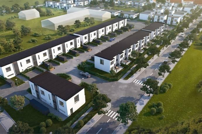 Bild: 5 rum radhus på Maria Montessoris väg (A1-49), Kävlinge kommun Barsebäck