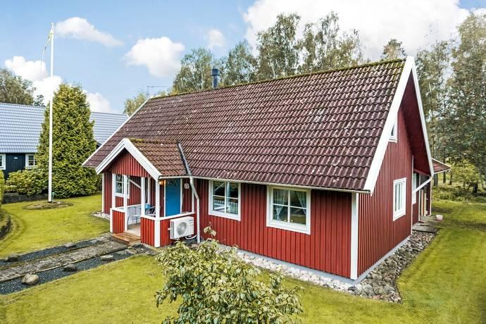 Bild: 5 rum villa på Spettbergsvägen 12, Varbergs kommun Grimeton