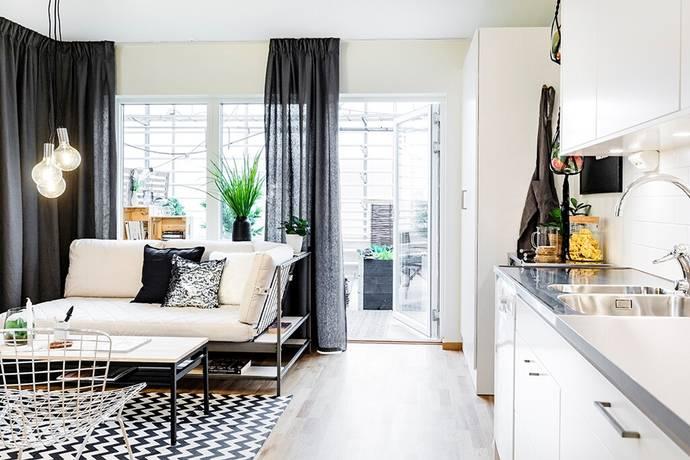 Bild: 1 rum bostadsrätt på Gottsunda Allé, Uppsala kommun Ultuna