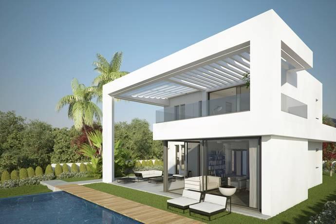 Bild: 4 rum villa, Spanien COSTA DEL SOL
