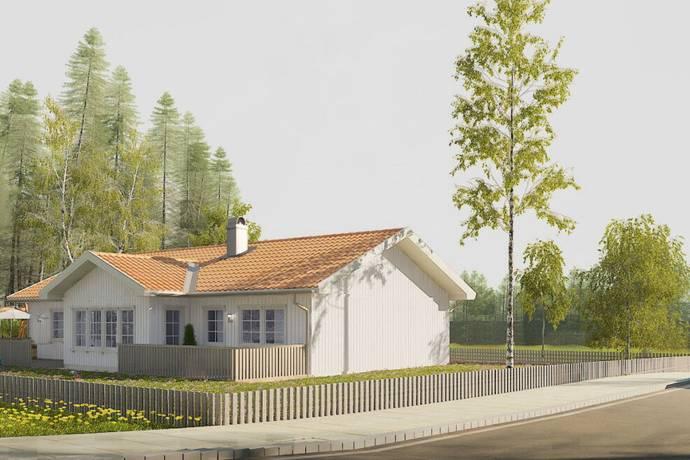 Bild: 5 rum villa på Nedre Strängen 5, Strömstads kommun