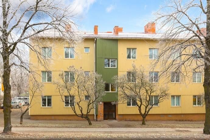 Bild: 1 rum bostadsrätt på Fjärdhundragatan 41A, Enköpings kommun