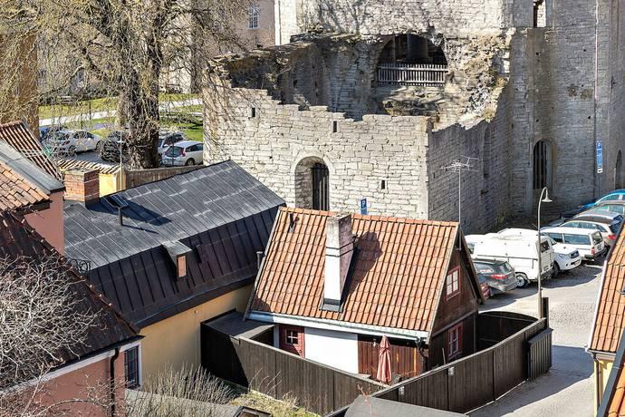Bild: 2 rum villa på Norra Kyrkogatan 18, Gotlands kommun Visby innerstad