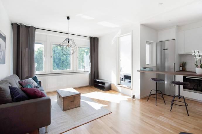 Bild: 1 rum bostadsrätt på Brunnsgatan 66, Gävle kommun Söder