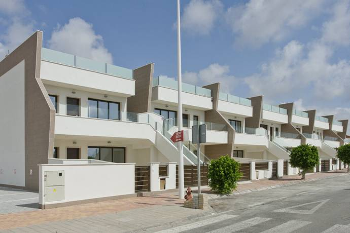 Bild: 4 rum villa på Lägenheter på övre eller bottenvåning takterr, Spanien San Pedro del Pinatar - Costa