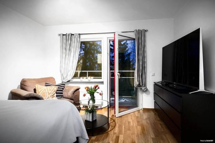 Bild: 1 rum bostadsrätt på Heklagatan 59b, Stockholms kommun Kista