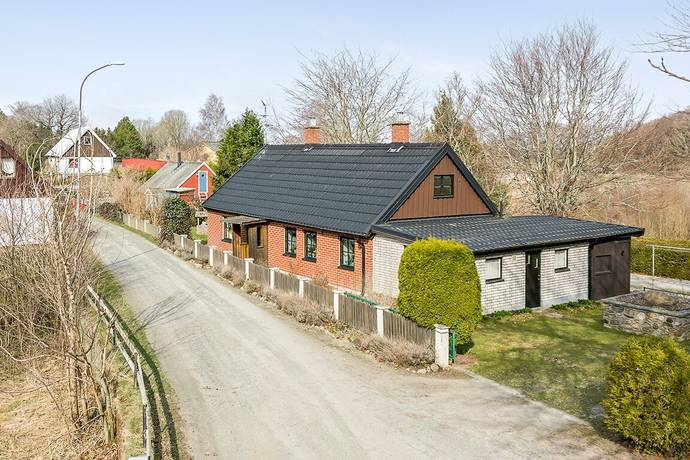 Bild: 4 rum villa på Gamle Mossevägen 13, Sjöbo kommun Lövestad