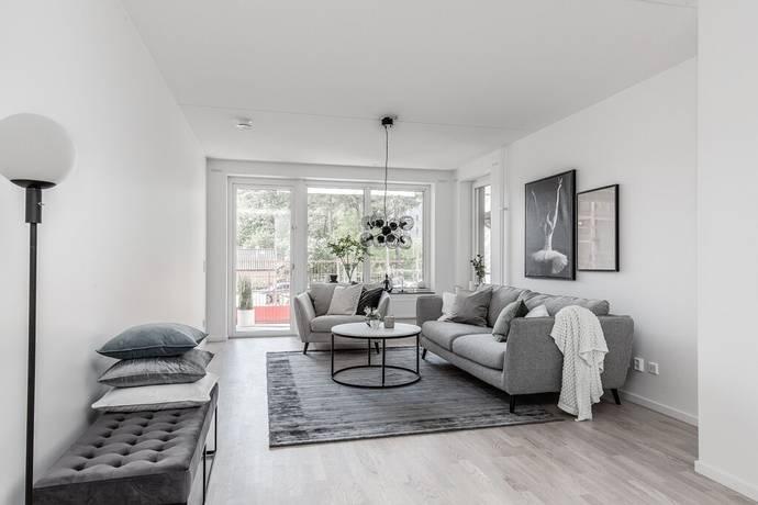 Bild: 3 rum bostadsrätt på Tussmötevägen, Stockholms kommun Stureby