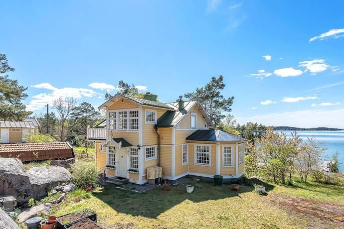 Bild: 5 rum villa på Trädgårdsvägen 2B, Österåkers kommun Ljusterö