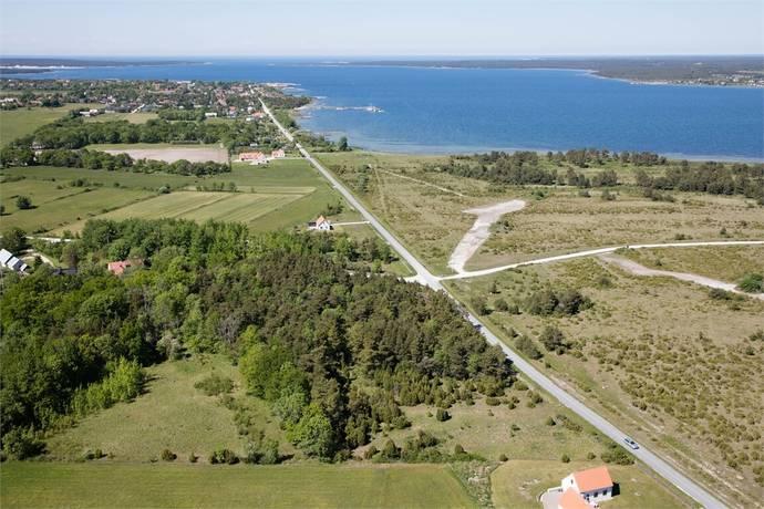 Bild: tomt på Bunge Bungenäs 594, Gotlands kommun Norra Gotland