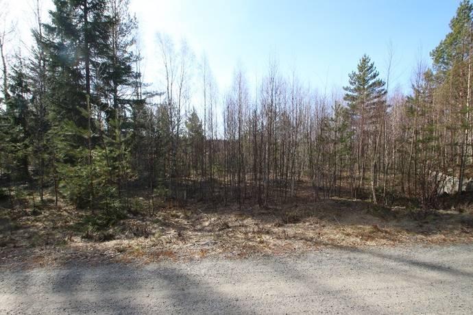Bild: tomt på Stäckfjärdsvägen 9, Söderhamns kommun Stäckfjärden