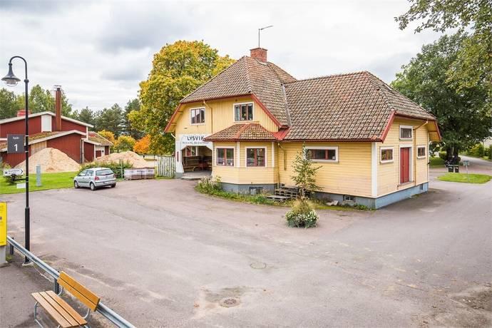 Bild: 3 rum övrigt på Stationsvägen 14, Sunne kommun Lysvik
