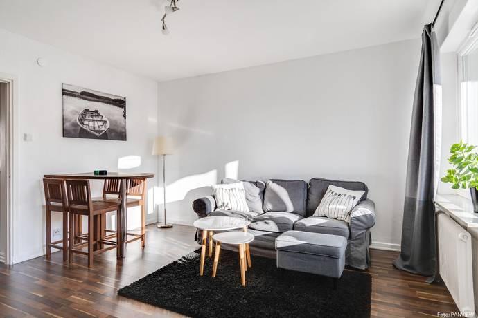Bild: 1,5 rum bostadsrätt på Hagagränd 9, Västerås kommun Haga